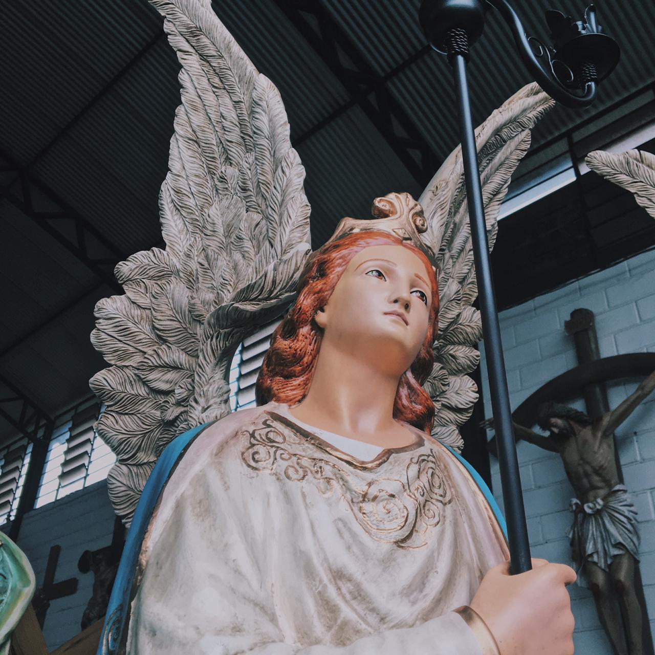 Anjos Candelabro - 175 cm