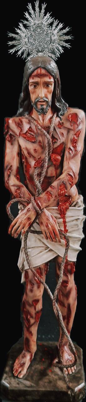 Bom Jesus Flagelado - 135 cm