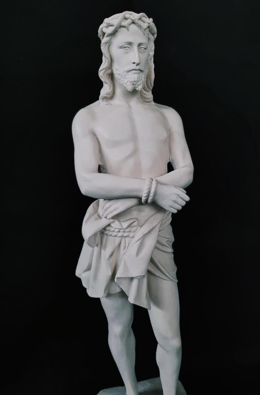 Bom Jesus (Pó de Mármore) - 060 cm