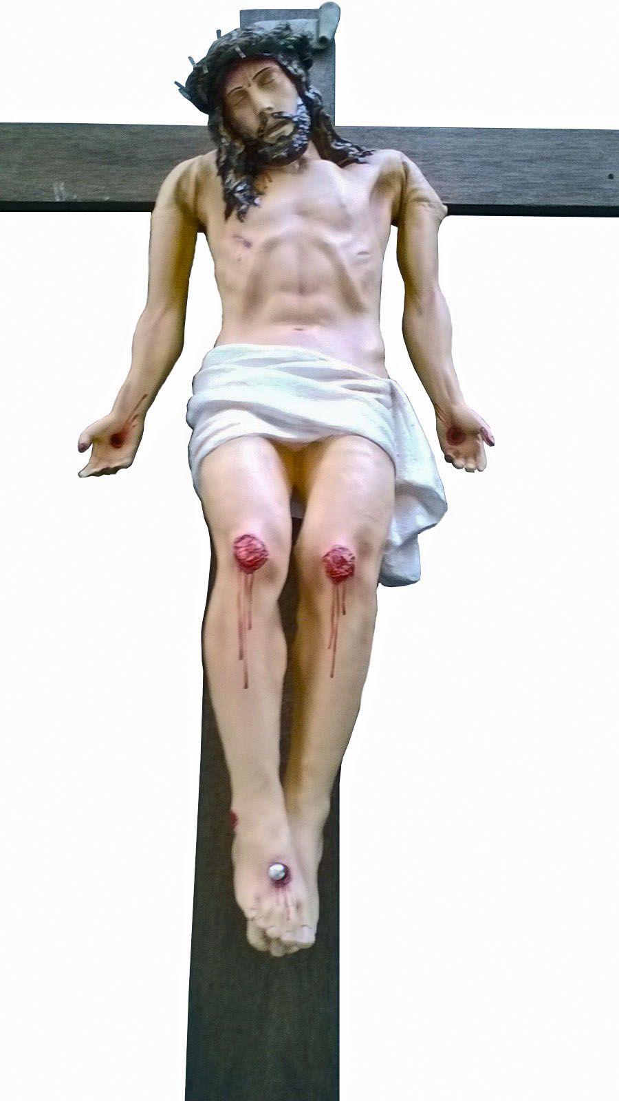 Cristo Articulado - 140 cm de corpo - Nosso Senhor Morto