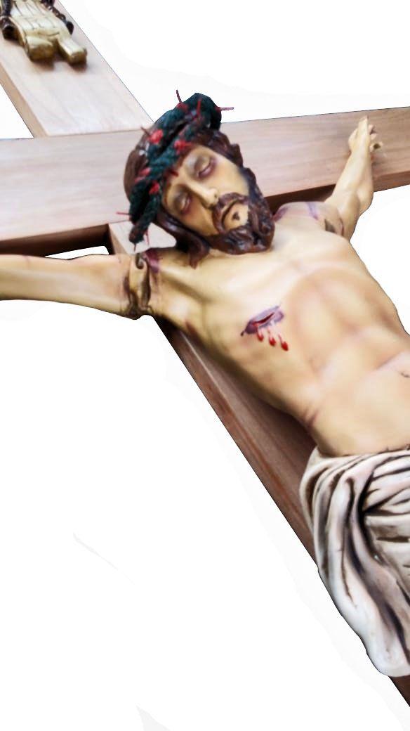 Cristo Articulado - 110 cm de corpo - Nosso Senhor Morto