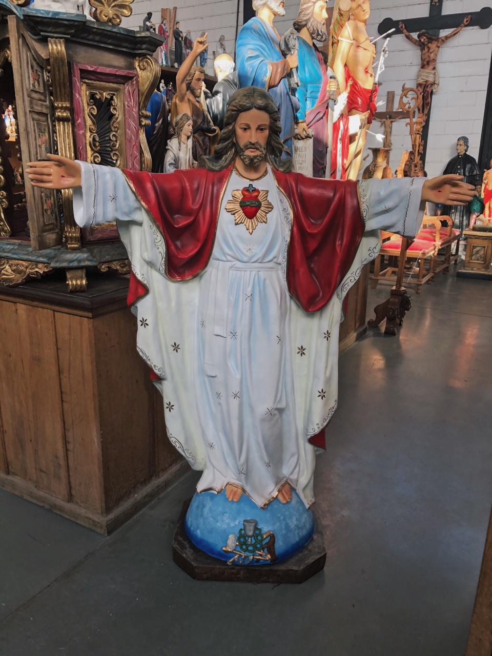 Cristo Redentor - 155 cm