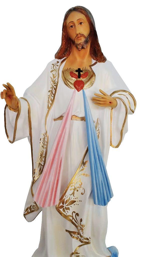 Jesus Misericordioso - 90 cm