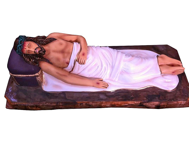 Jesus Morto na Esquife - 90 cm