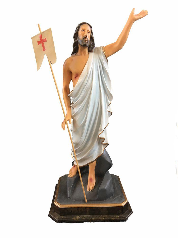 Jesus Ressucitado de Mesa - 115 cm