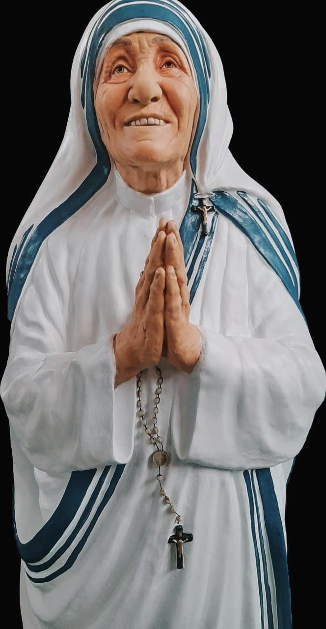 Madre Teresa de Calcutá - 135 cm