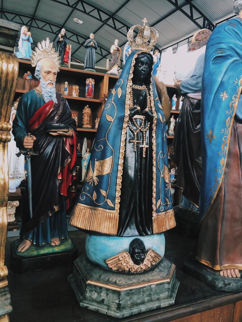 Nossa Senhora Aparecida - 100 cm