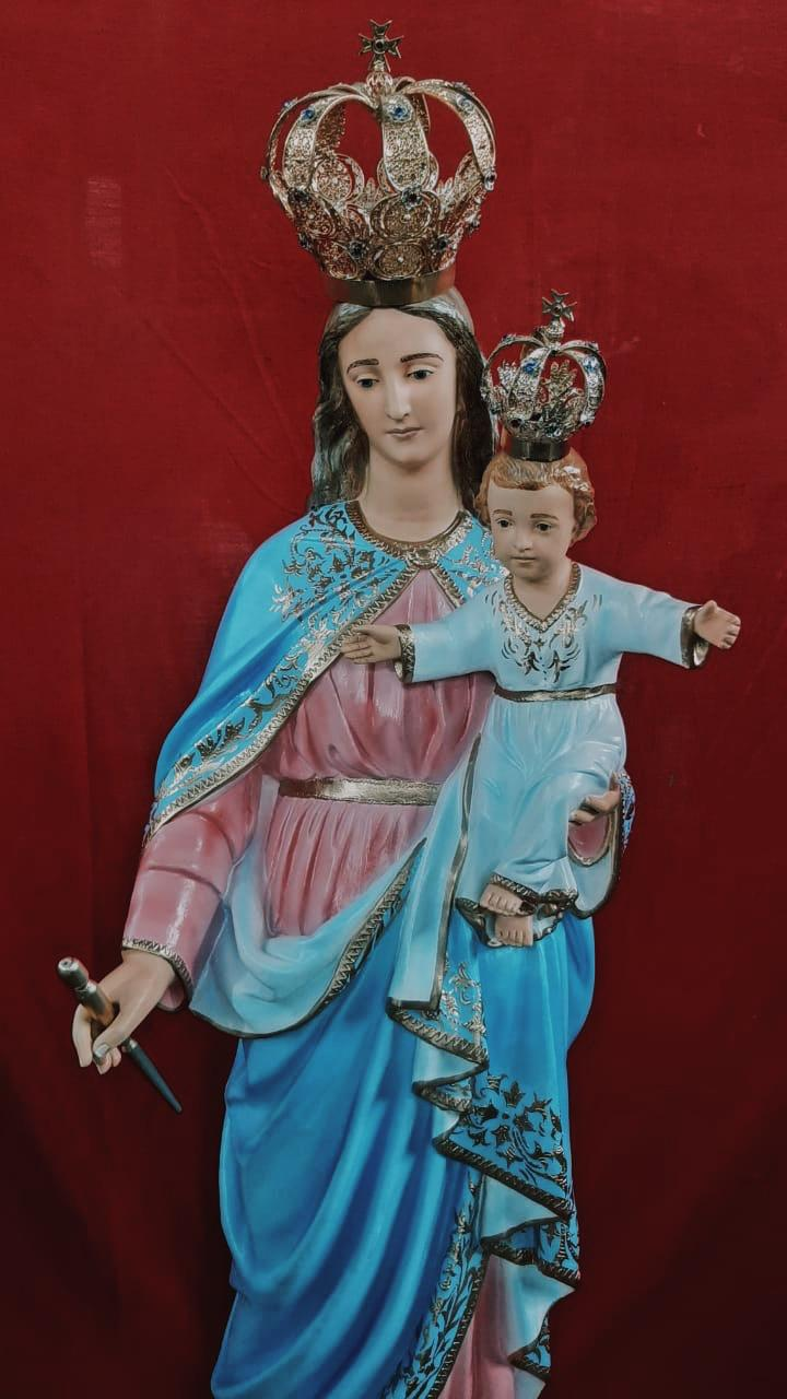 Nossa Senhora Auxiliadora - 130 cm