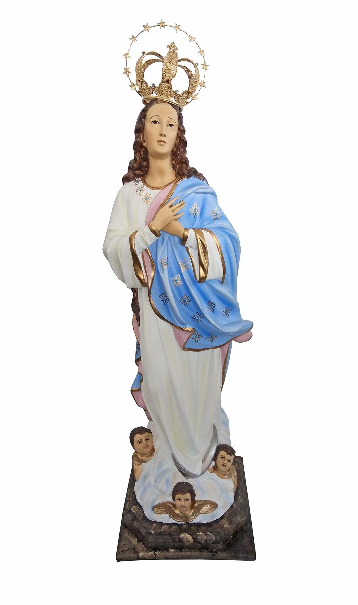 Nossa Senhora da Conceição - 080 cm