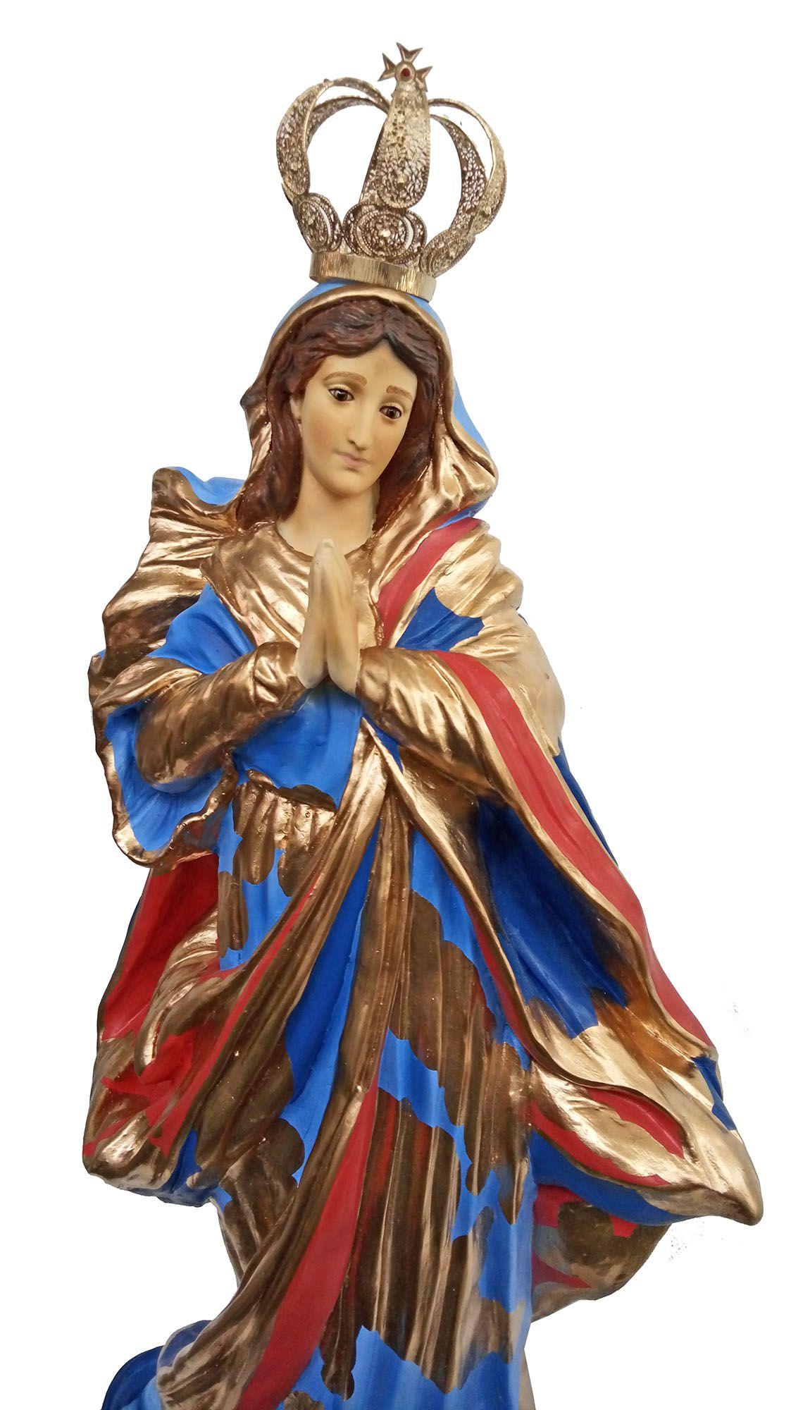 Nossa Senhora da Conceição - 110 cm - Barroca