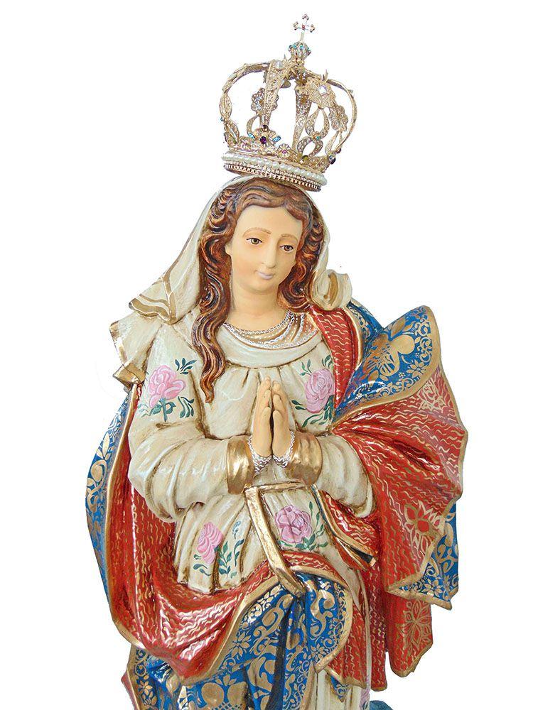 Nossa Senhora da Conceição Envelhecida - 140 cm