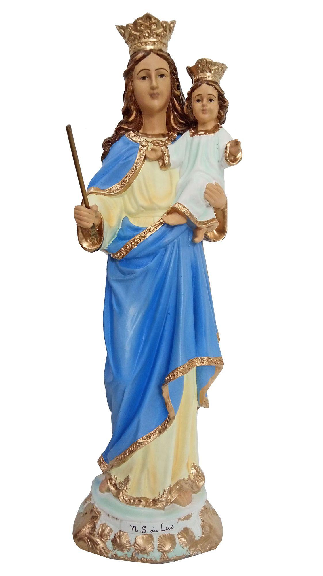 Nossa Senhora da Luz - 40 cm
