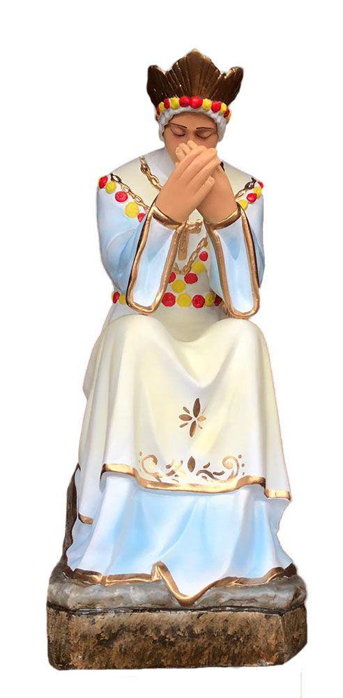Nossa Senhora de Salete Sentada - 60 cm