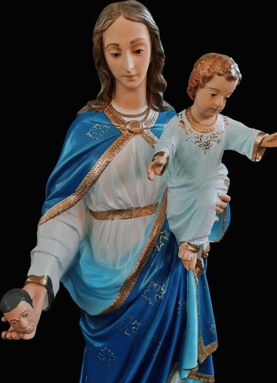 Nossa Senhora das Cabeças - 110 cm