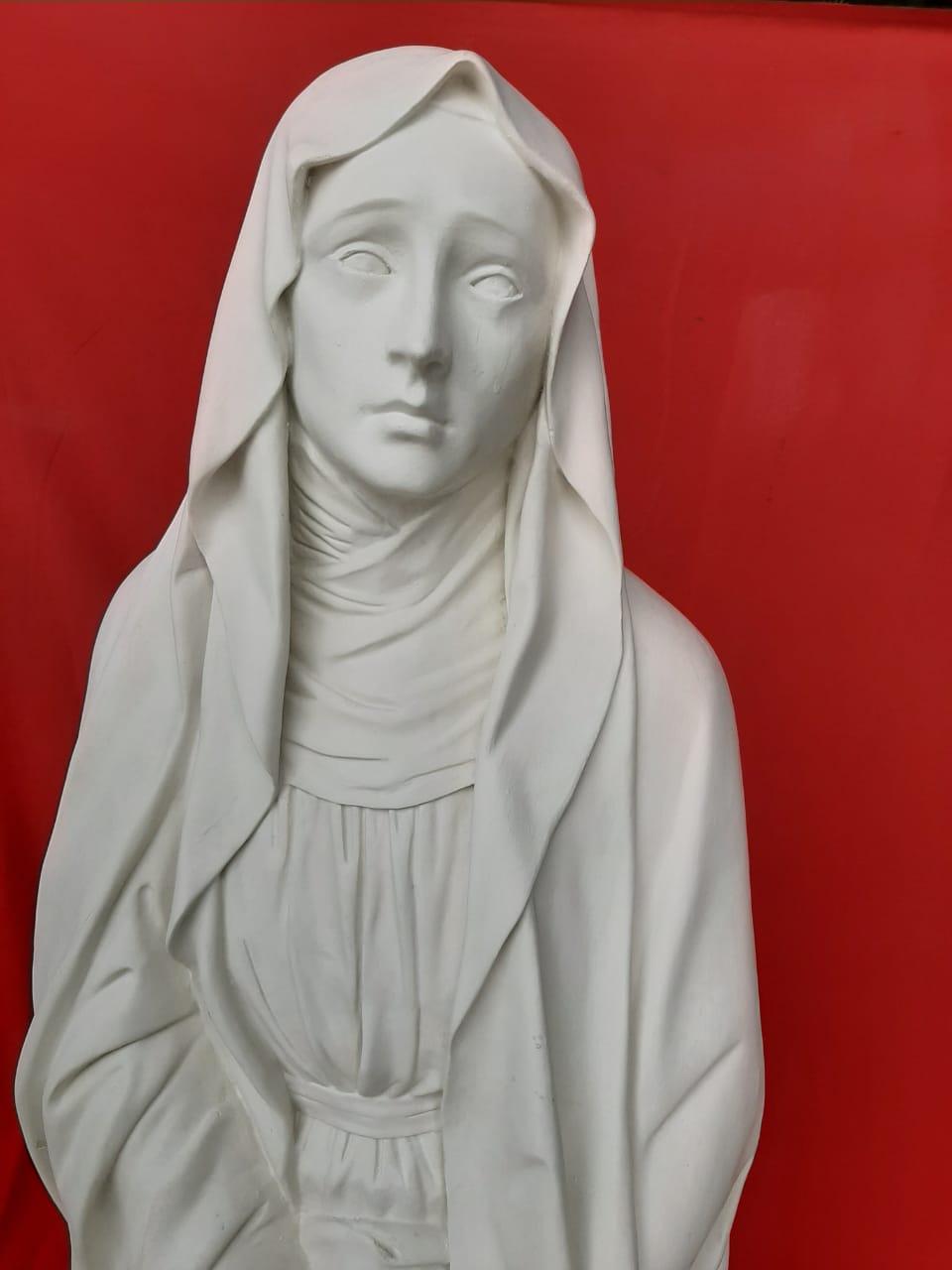 Nossa Senhora das Dores (Pó de Mármore) - 155 cm
