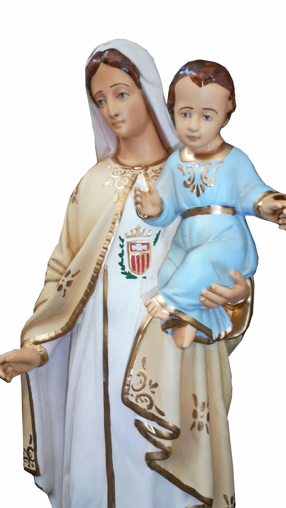 Nossa Senhora das Mercês - 060 cm