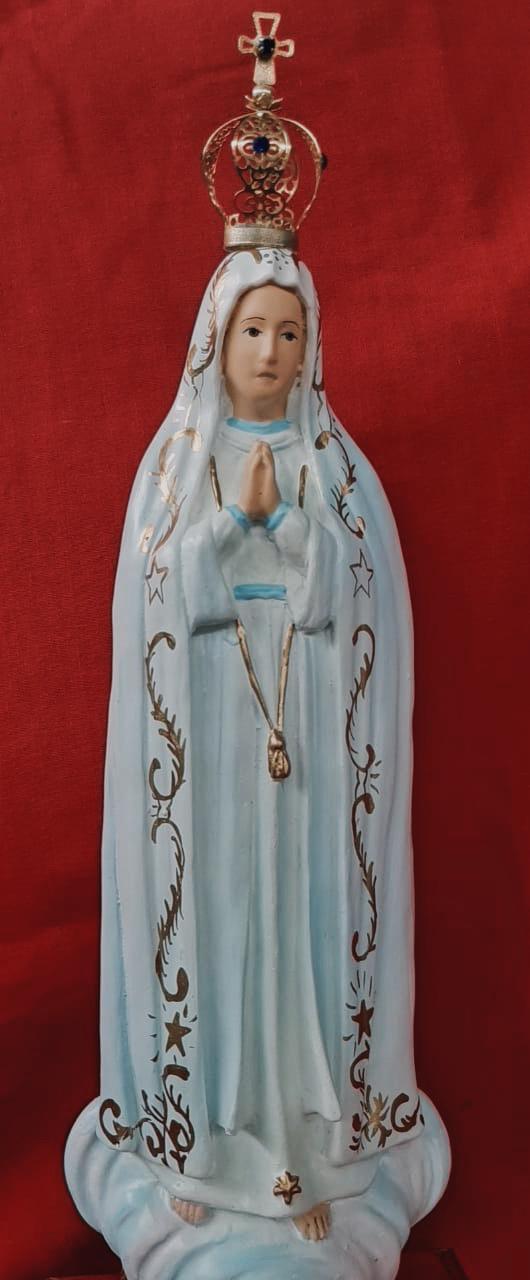 Nossa Senhora de Fátima - 30 cm