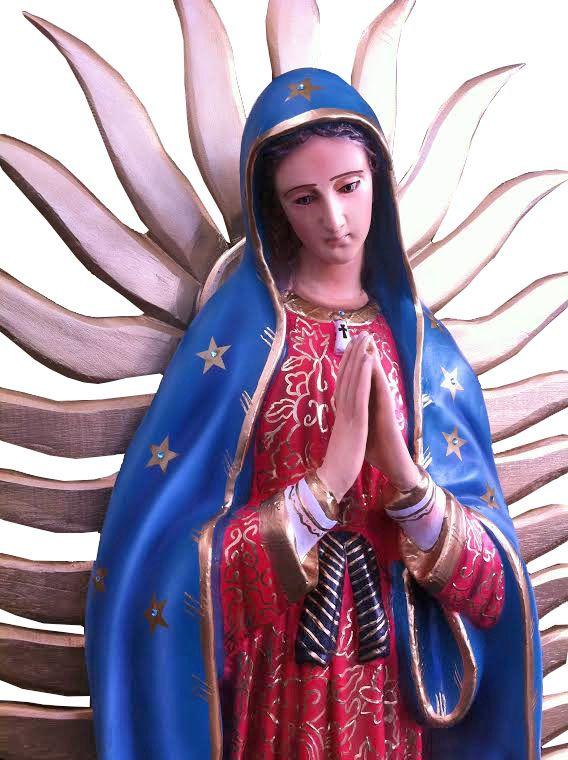 Nossa Senhora de Guadalupe - 120 cm