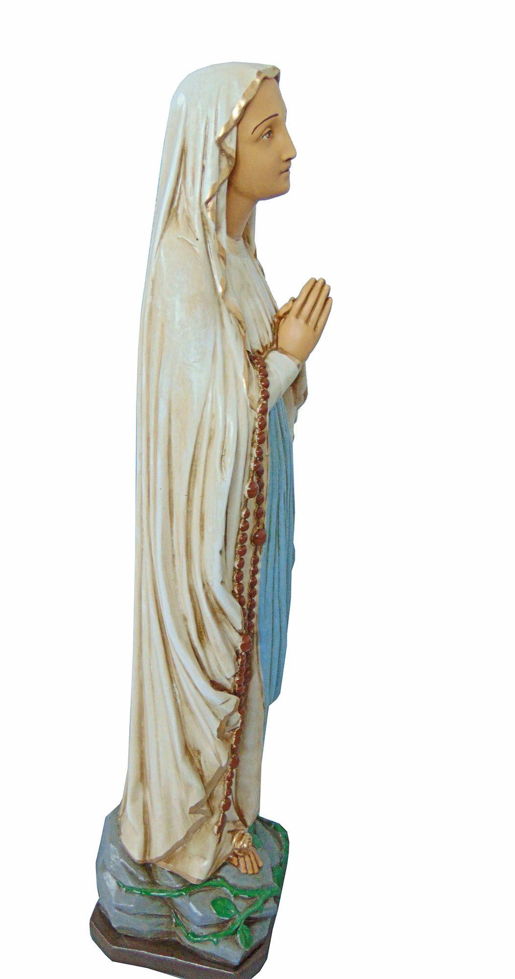 Nossa Senhora de Lourdes - 060 cm