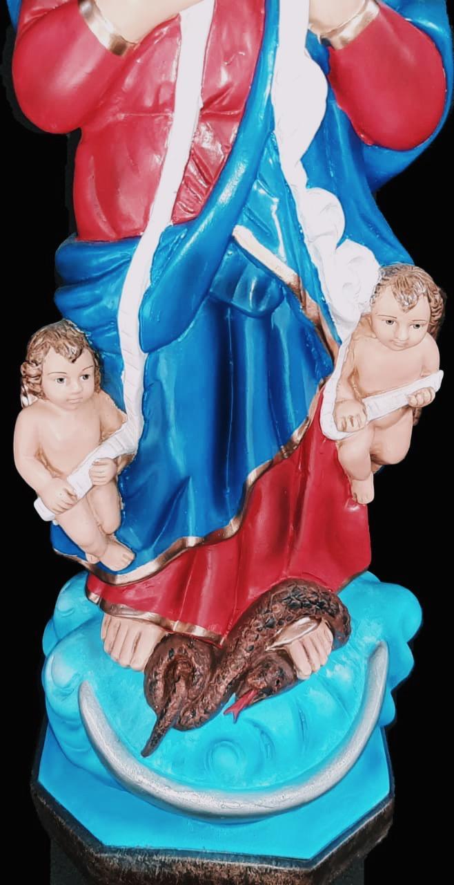 Nossa Senhora Desatadora de Nós - 060 cm
