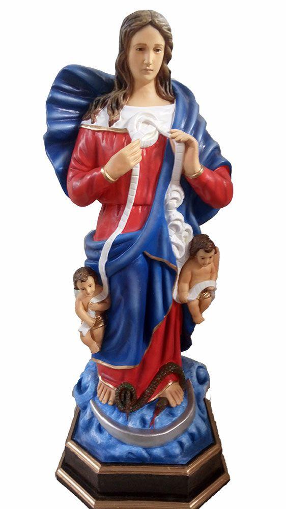 Nossa Senhora Desatadora de Nós - 87 cm