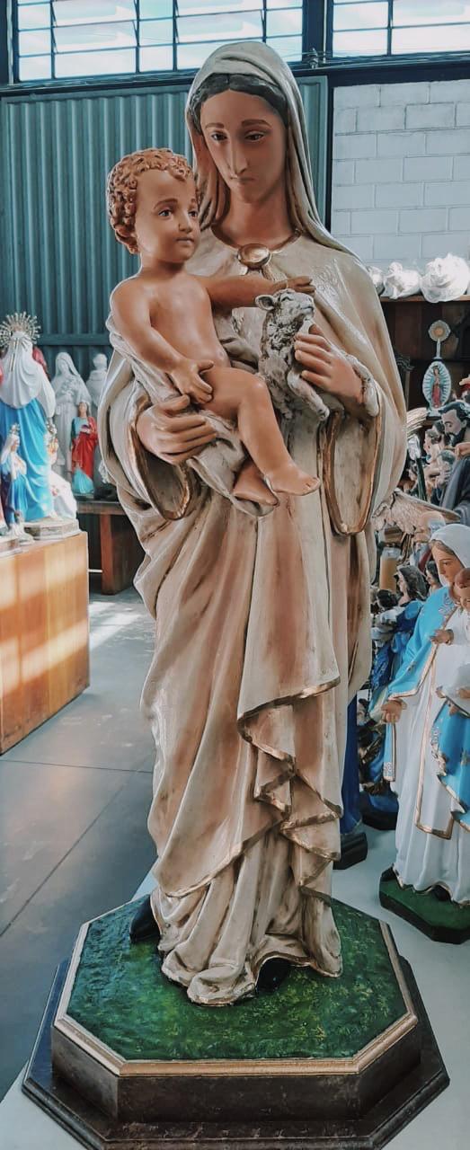 Nossa Senhora Divina Pastora - 110 cm