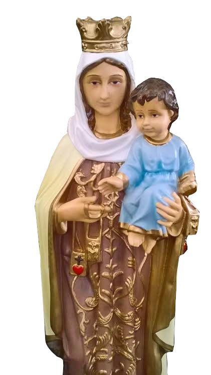 Nossa Senhora do Carmo (Nova) - 60 cm