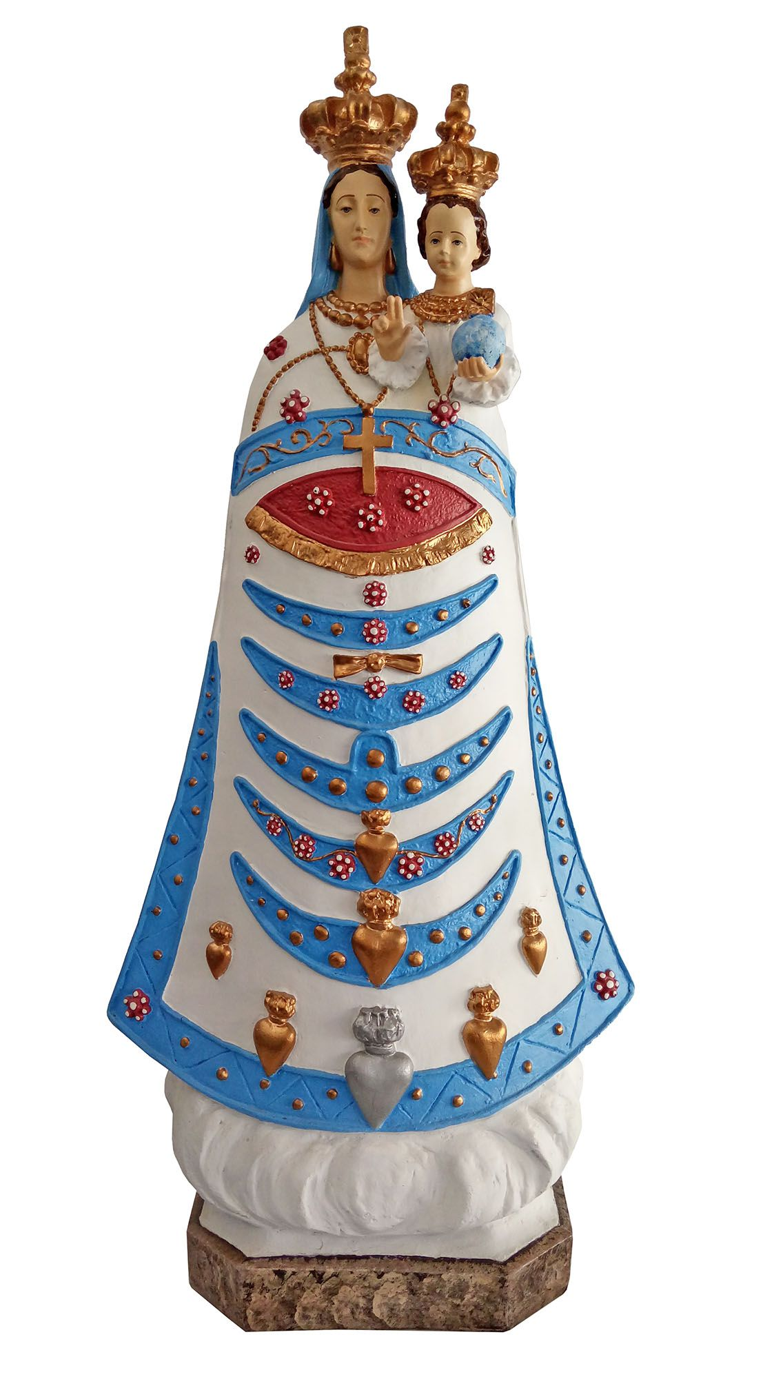 Nossa Senhora do Loreto - 80 cm