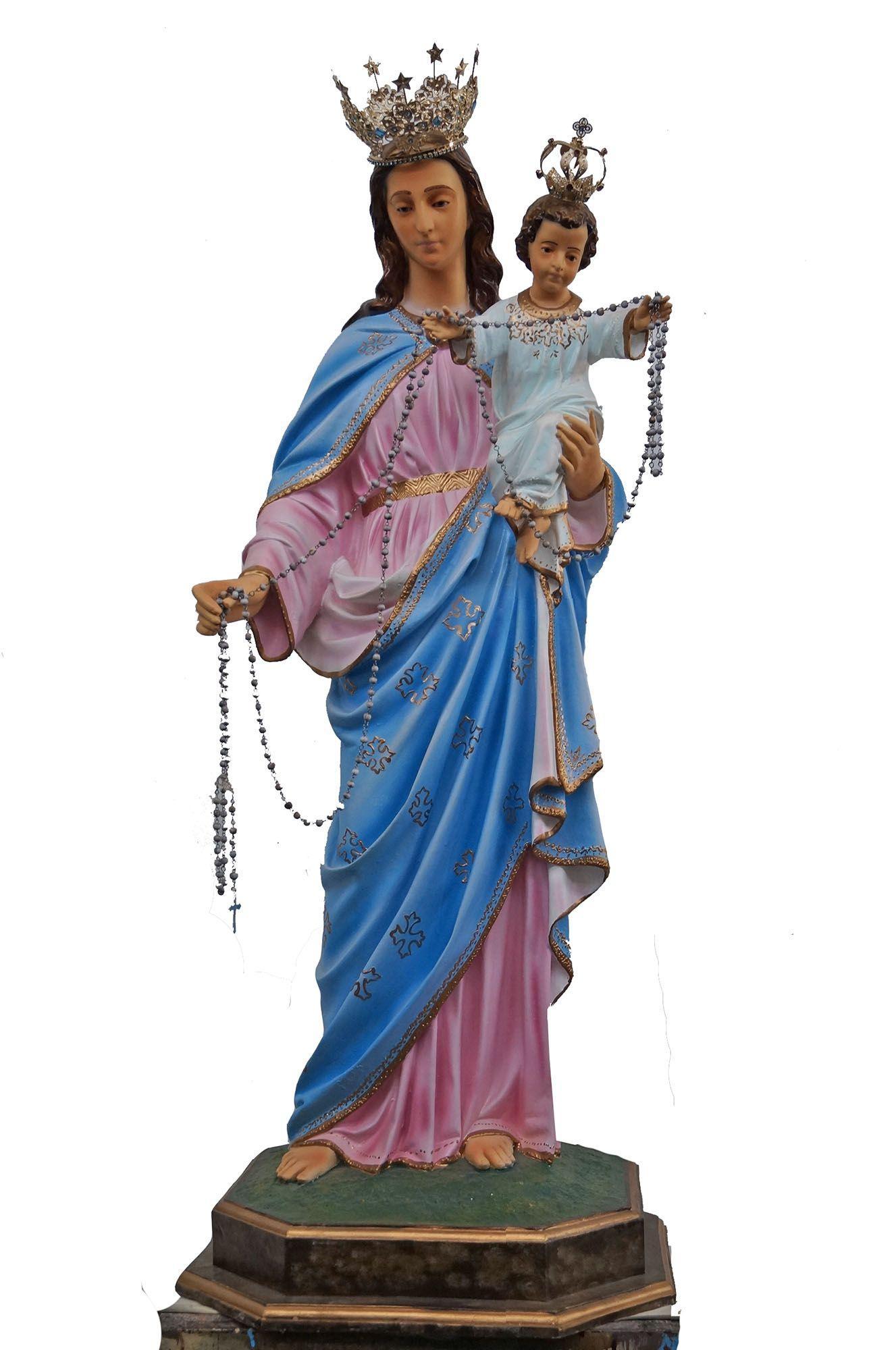 Nossa Senhora do Rosário - 120 cm