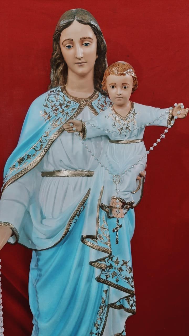 Nossa Senhora do Rosário - 130 cm