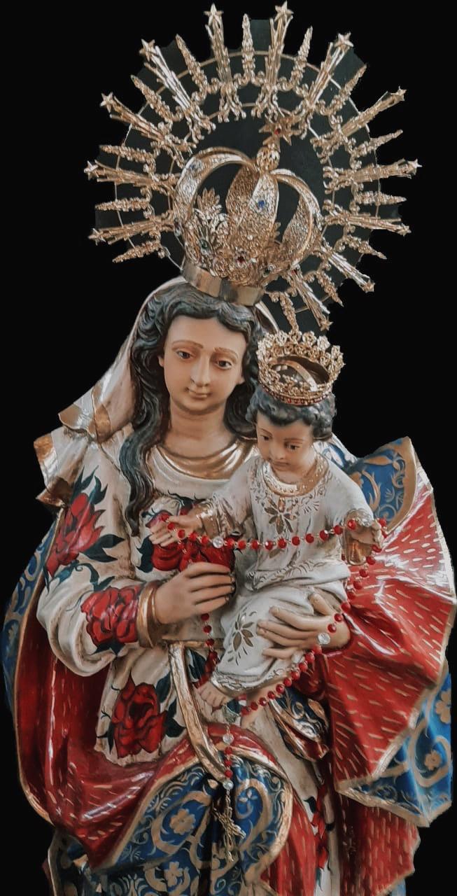 Nossa Senhora do Rosário - 140 cm