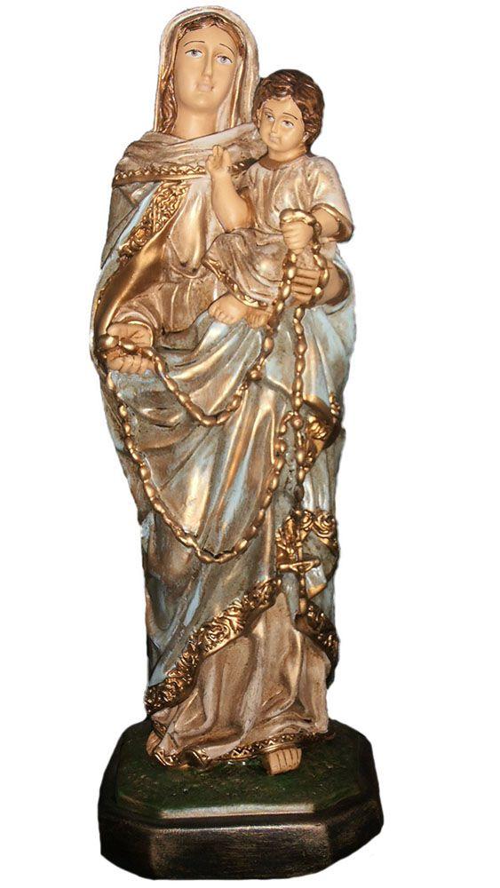 Nossa Senhora do Rosário Barroca - 40 cm