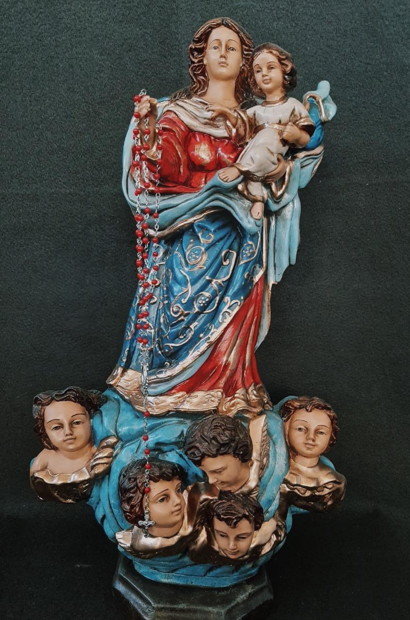 Nossa Senhora do Rosário (Barroca) - 50 cm