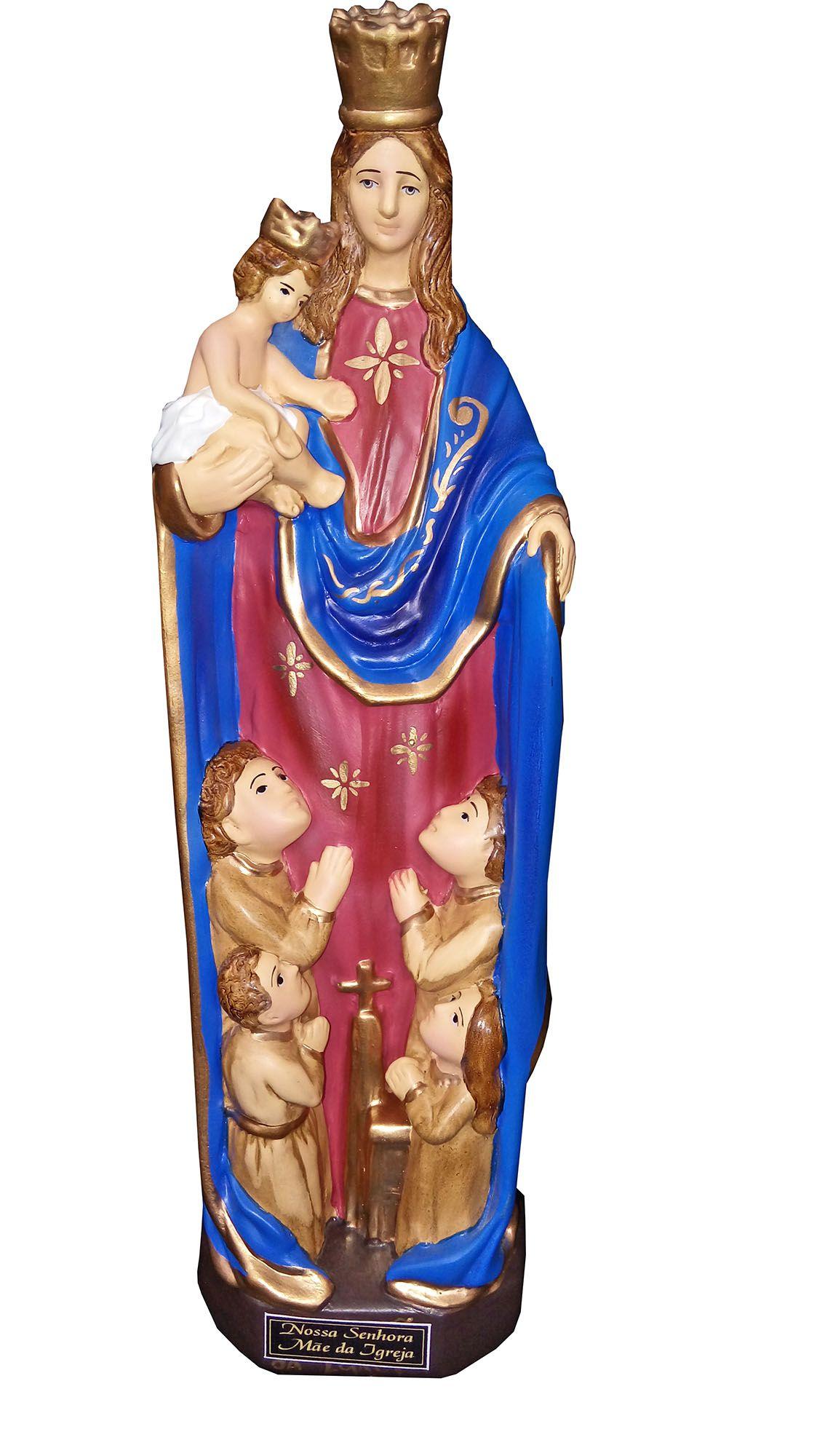 Nossa Senhora Mãe da Igreja - 30 cm