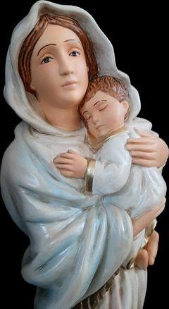 Nossa Senhora da Divina Providencia - Mãe de  Deus - 64 cm