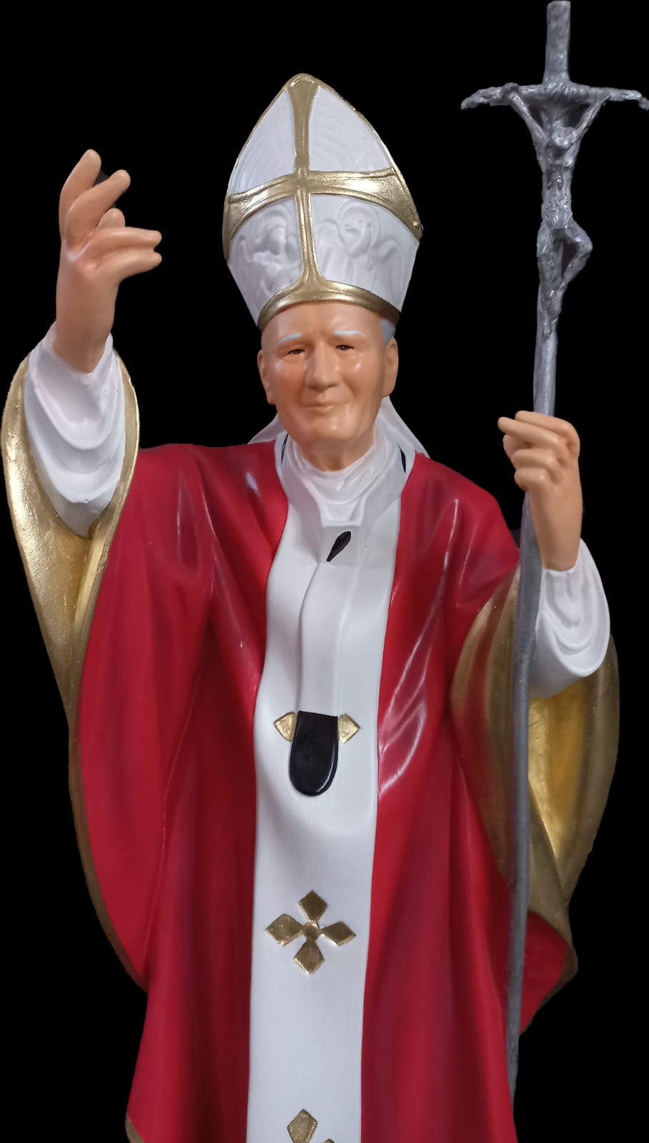 Papa João Paulo II - 60 cm