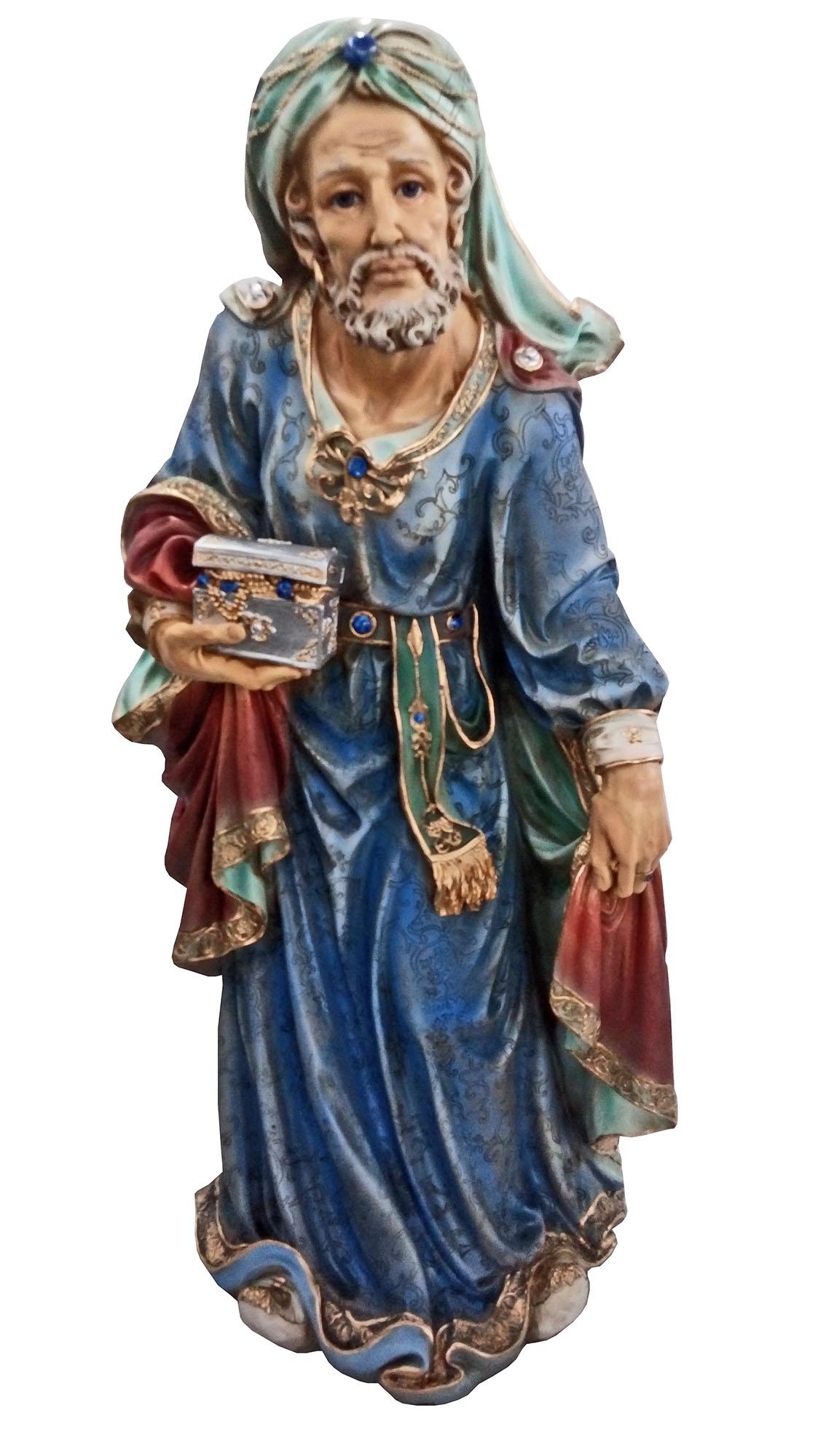Rei Mago Melchior - 100 cm