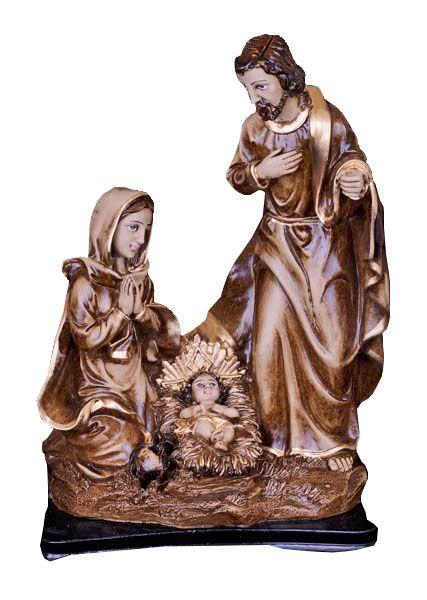 Sagrada Família de Natal - 30 cm