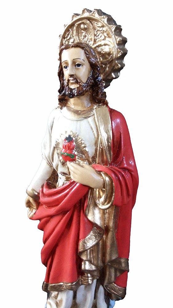 Sagrado Coração de Jesus - 20 cm