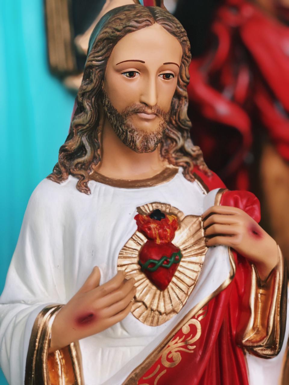 Sagrado Coração de Jesus - 060 cm