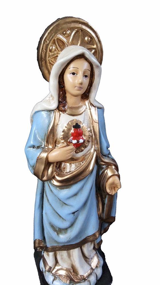 Sagrado Coração de Maria - 20 cm