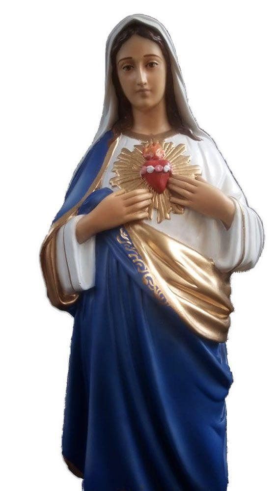 Sagrado Coração de Maria - 52 cm