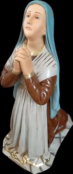 Santa Bernadete - 52 cm