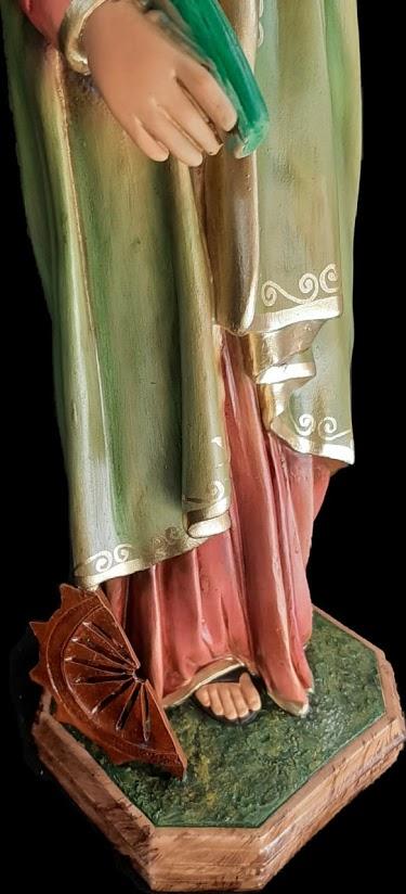 Santa Catarina de Alexandria - 85 cm