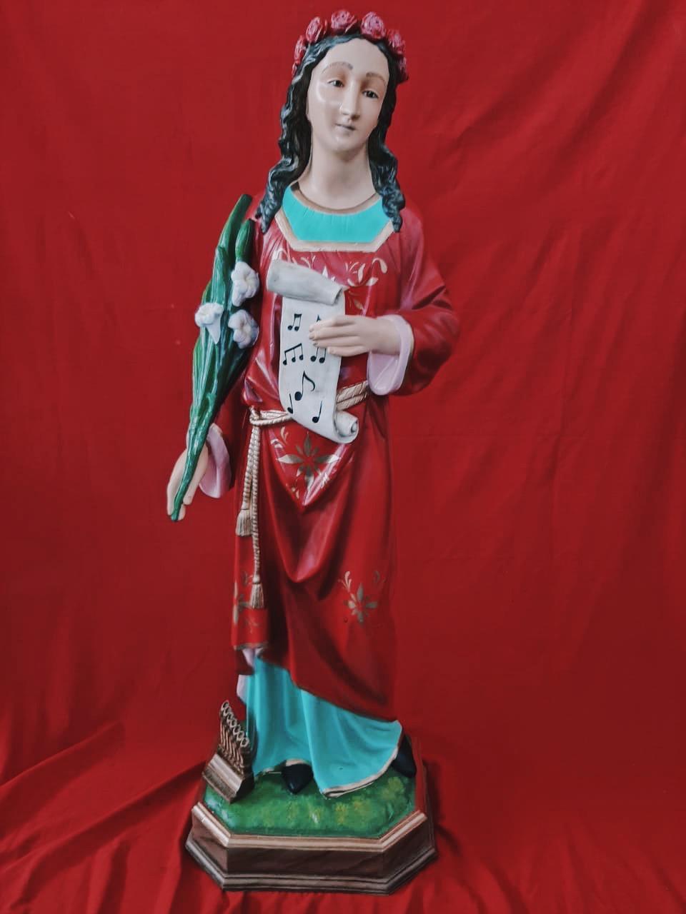 Santa Cecília - 110 cm