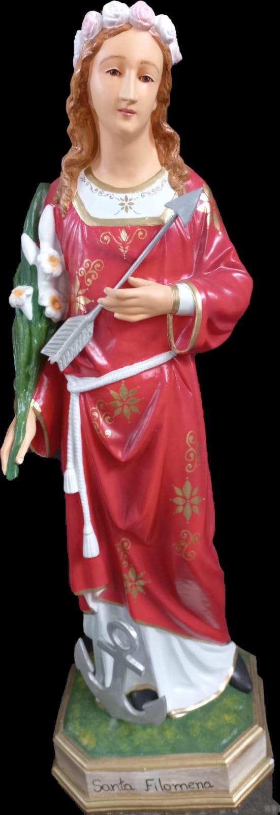 Santa Filomena - 110 cm - modelo 1