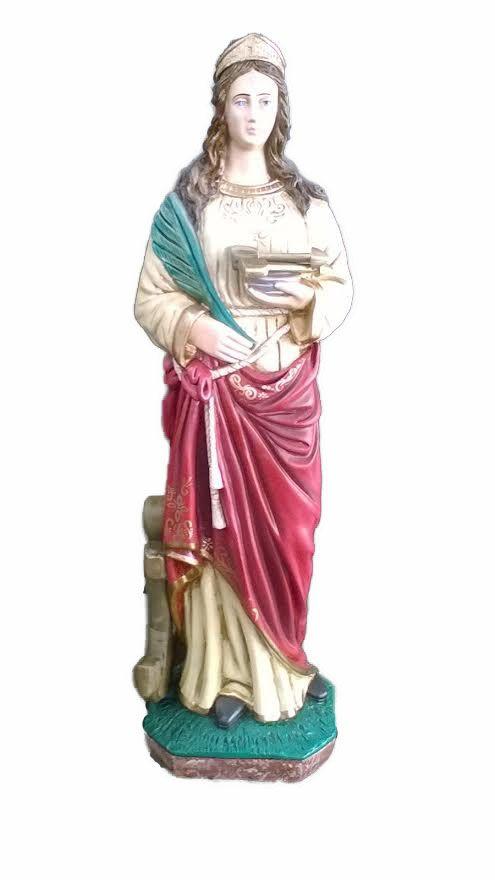Santa Filomena - 80 cm