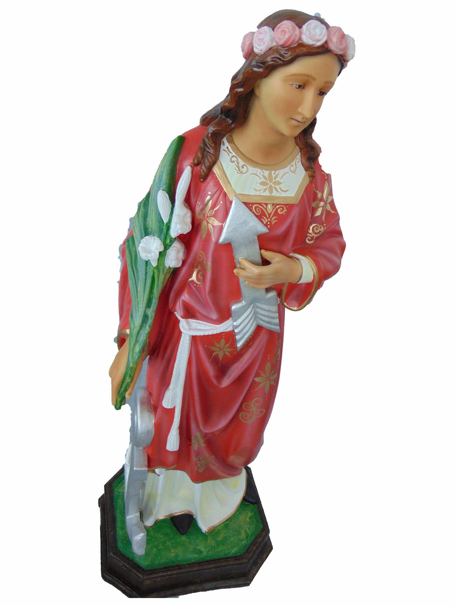 Santa Filomena - 110 cm