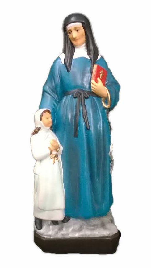Santa Luísa de Marillac - 40 cm