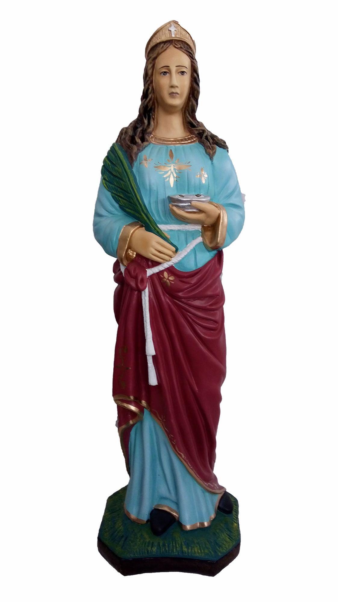 Santa Luzia - 60 cm